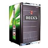 Husky HUS-HC 201 Flaschenkühlschrank/A+ / 83,5 cm Höhe / 109 kWh/Jahr / 130 L Kühlteil / 130 L Gefrierteil