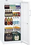 Liebherr FK 5440 Freistehender weißer Getränkekühler - Getränkekühler (freistehend, weiß, 5 Regale, rechts, 2-10 °C, 526 L)
