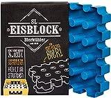 Sl-Eisblock Bierkühler Getränkekühler 0,33 Liter Flaschen Bierkastenkühler Made in Germany
